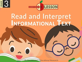Read and Interpret Informational Text