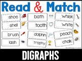 Read and Match Digraphs