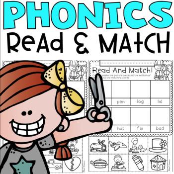 Read and Match Phonics