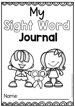 Read and Match Sight Word Sentences! (First Grade Edition)