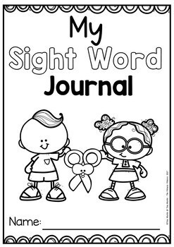 Read and Match Sight Word Sentences! (Pre-Primer Edition)
