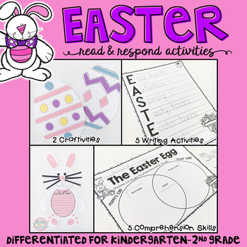 Easter: Read and Respond