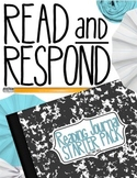 Read and Respond Journal Starter Pack
