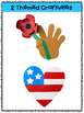 Memorial Day: Reading Comprehension, Writing, and Craftivities