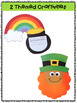 St. Patrick's Day: Reading Comprehension, Writing and Craftivities
