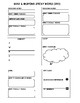 Read and Respond Sticky Note Templates FREEBIE