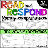 Phonics Reading Passages for Fluency & Comprehension - Long Vowels