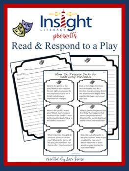 Read and Respond to a Play