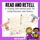 Retelling Intervention for Retelling and Fluency