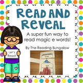 Read and Reveal Silent e Word Blending Practice