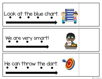 Read and Reveal Simple Sentences {r-controlled vowels}