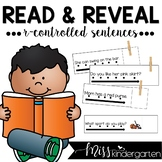 Simple Sentences | Sight Word Sentences with R Controlled Vowels