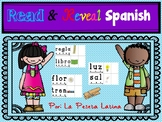 Read and Reveal Spanish (Lee y descubre)