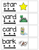 R-controlled vowels {Read and Reveal}