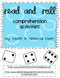 Read and Roll  Comprehension Activity