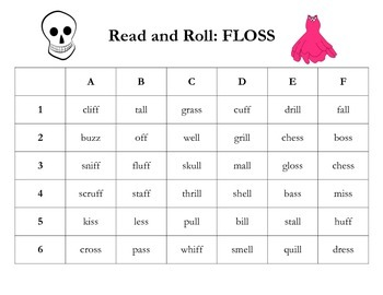 Read and Roll for the FLOSS Rule