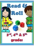 Read and Roll grades 3-5