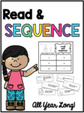 Read and SEQUENCE Printables