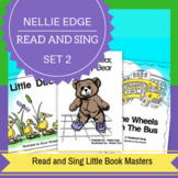Read and Sing Little Books Set #2