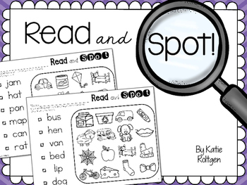 Read and Spot