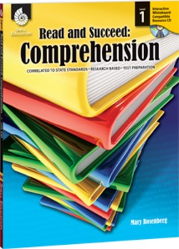 Read and Succeed Comprehension Level 1 (eBook)