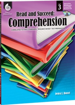 Read and Succeed Comprehension Level 3 (eBook)