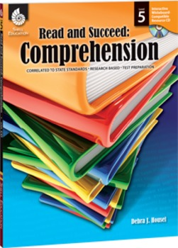 Read and Succeed Comprehension Level 5 (eBook)