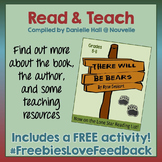 Read and Teach Freebie - There Will Be Bears by Ryan Gebhart