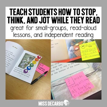 Read and Think Comprehension Pack - Distance Learning