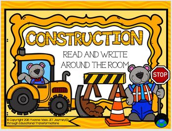Read and Write Around the Room Construction