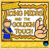 Differentiated Read and Write Around the Room King Midas a