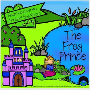 Read and Write Around the Room The Frog Prince