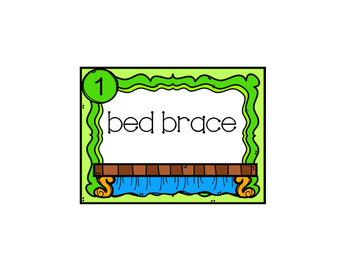 Read and Write Around the Room The Princess and the Pea