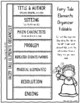 Read and Write Fairy Tales: Graphic Organizers, Foldables, and Printables