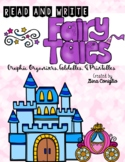 Read and Write Fairy Tales: Graphic Organizers, Foldables,