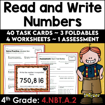 Read and Write Numbers