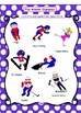 Read and Write The Winter Olympics 2nd and 3rd Grade
