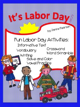 Read and Write about Labor Day