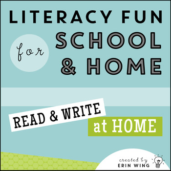 Read and Write at Home