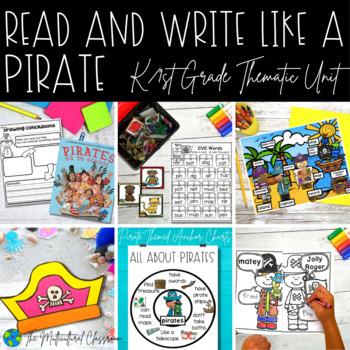 Read and Write like Pirate