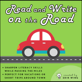 Read and Write on the Road