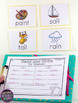 Vowel Digraphs Read and Write the Room