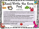 Read and Write the Room