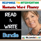 Read and Write the Room Bundle by Ms. Lendahand