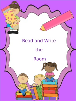 Read and Write the Room Center