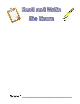 Read and Write the Room Forms