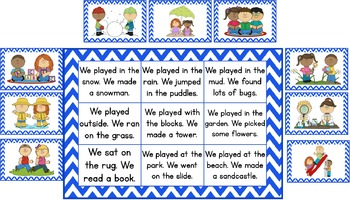 Read and cover sentences