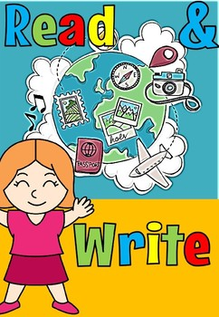 Read and write Adventures of Mary Comprehension(FREE)