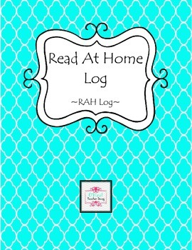 Read at Home Log (RAH Log)
