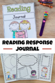 Read at Home Reading Journal